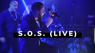 Fil Tilen x Stoka - S.O.S. (Live @ Rap Camp - 15.12.2019.)