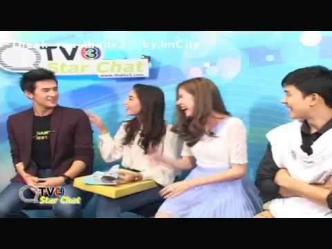 TV3 Star Chat คุณชายรณพีร์ - เจมส์ มาร์, มิ้นต์, ป๊อป, เอสเธอร์