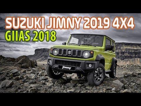 CUMA  JUTA-AN!! UJI RESMI SUZUKI JIMNY  OFFROAD | EXTERIOR & INTERIOR | GIIAS  STAR SUV