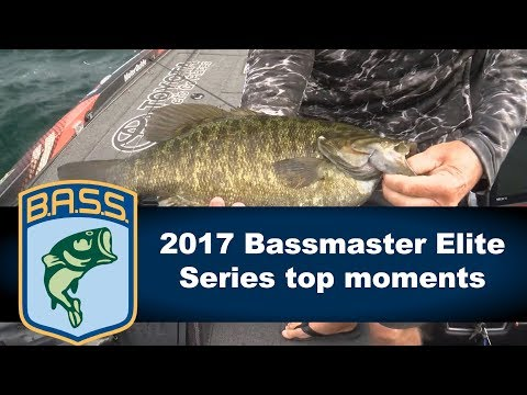 2017 Bassmaster Elite Series Season Highlights