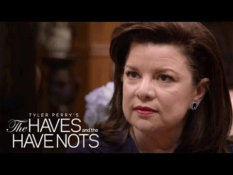 The DA Walks Right into the Lion's Den | Tyler Perry's The Haves and the Have Nots | OWN
