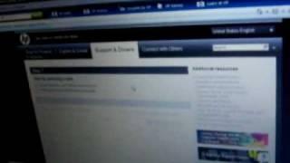 Hướng dẫn chia ổ cứng và check bảo hành máy tính xách tay HP Dv3t