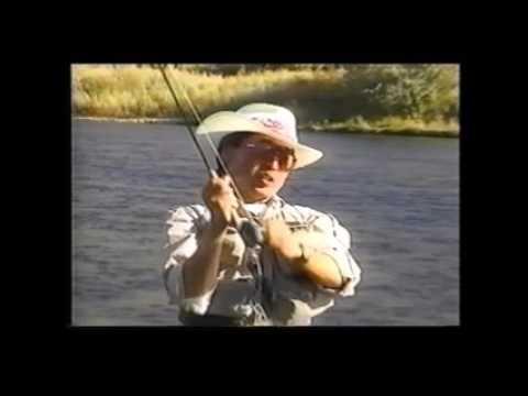 Fly Fishing Instruction Video Part Three Youtube