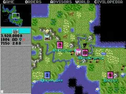 Let's Play Civilization 21: Lame Spaceship