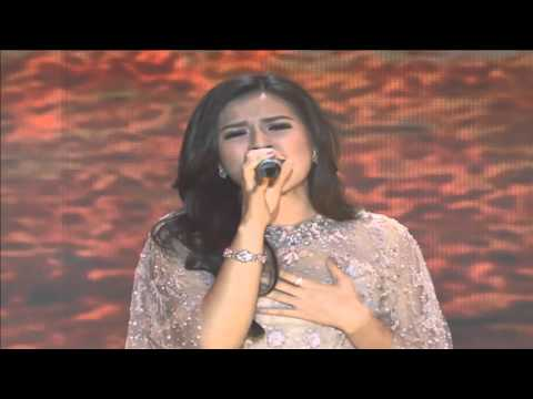Raisa, Afgan & Kunto Aji - LDR   (The Biggest Concert Raisa)