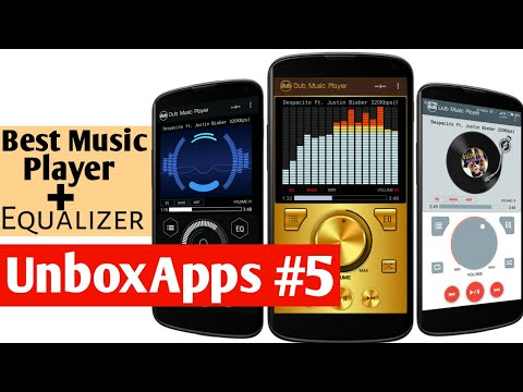 Dub Music Player + Equalizer | Best Music Player for Android 2018- Must Try!