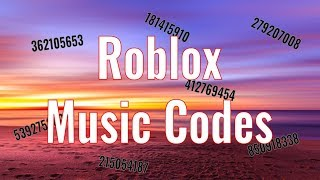 Roblox Music Codes/IDs [Working January 2019]