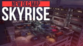Skyrise Gameplay (MW2 Highrise Remake in Call of Duty: Advanced Warfare)