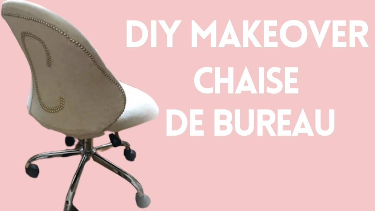 renover une chaise de bureau