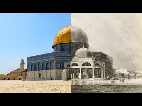 Untold Archaeology Of The Temple Mount — Rare Footage
