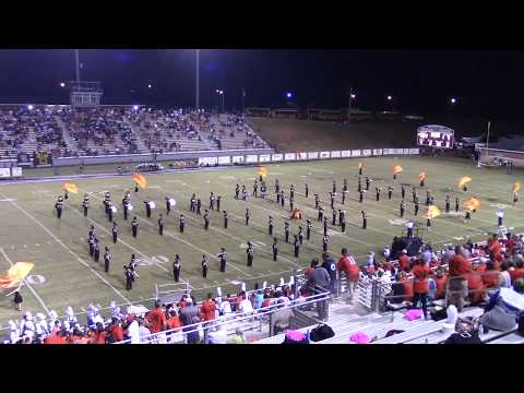 Mary Persons High School Half time show 2018
