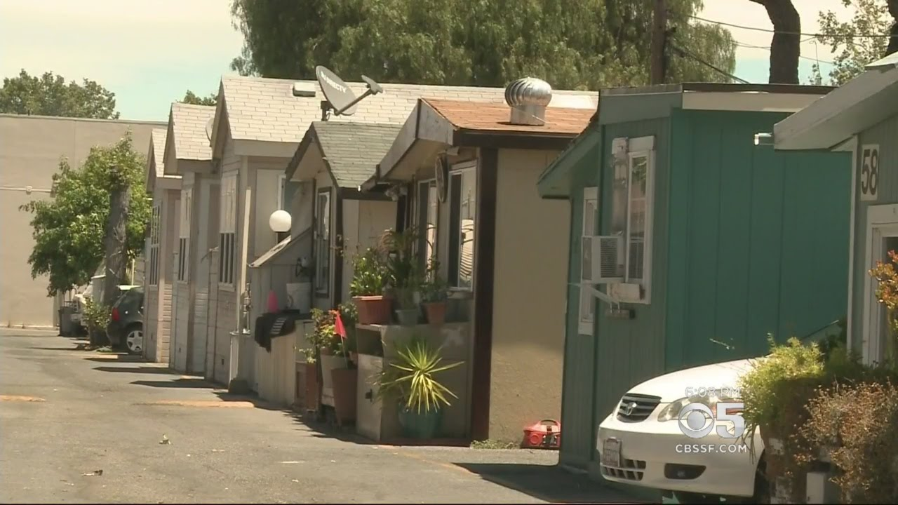 Housing Authority Seeks To Acquire Palo Alto Mobile Home Park