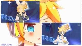 [Kagamine Rin&Len] Electric Angel [Project Diva Extend]