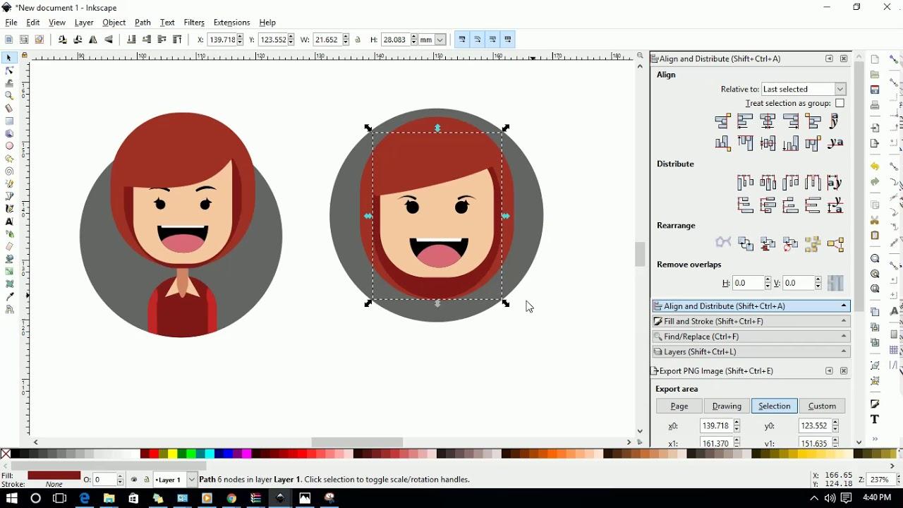 Pdf bahasa indonesia tutorial inkscape