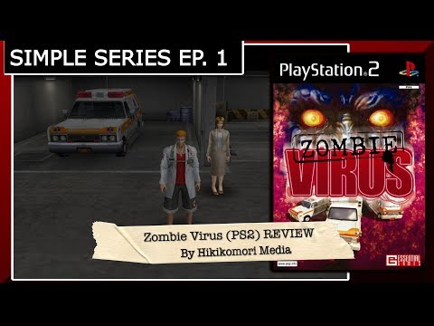 Zombie Virus (PS2) REVIEW - The Simple Series Ep.1 - HM