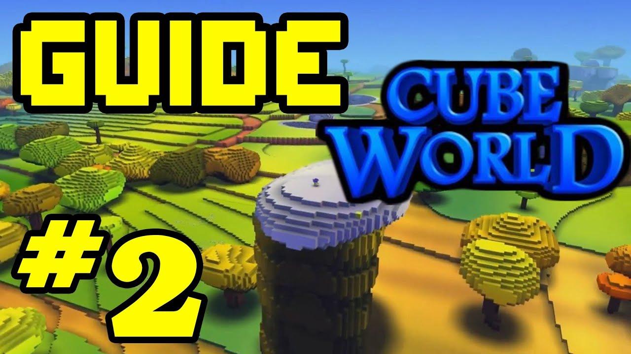 comment remplir une fiole d'eau dans cube world
