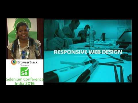 Automating the Responsive Web Design Testing