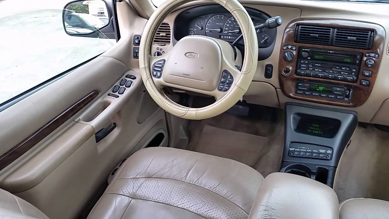 2000 ford explorer limited suv for sale