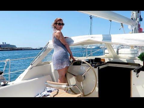 Mallorca, Es Trenc, Badia de Palma - Sailing Balearic Islands, Navegar a vela