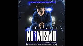 El Cursy - No es Lo Mismo (Audio Oficial)