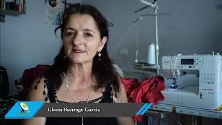 Gloria Buitrago: una mujer de amor a su familia y a su trabajo.
