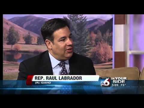 Raul Labrador Named Chairman on Rand Paul