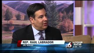 Raul Labrador Named Chairman on Rand Paul's Presidential Campaign