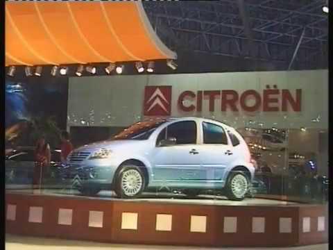 CITROËN C3 1.4i SX (2003) TEST AUTO AL DÍA.