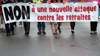 Trade unions in France- french people don