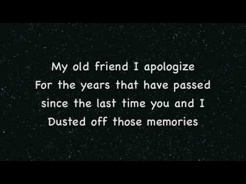My Old Friend~Tim McGraw Lyrics