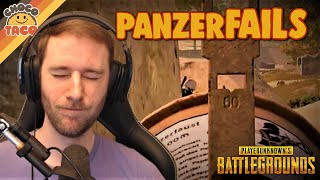 More Like PanzerFAILS, Amirite? ft. A1RM4X - chocoTaco PUBG Gameplay