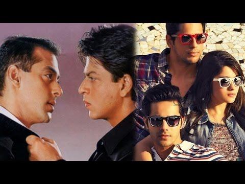 Salman V/s Shahrukh, Alia-Sidharth & Varun Together?? | Planet Bollywood News