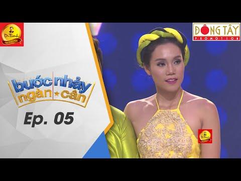 TÁT NƯỚC ĐẦU ĐÌNH | XUÂN LỘC - HẢI ANH | BƯỚC NHẢY NGÀN CÂN 2016 | TẬP 5 FULL HD (25/09/2016)