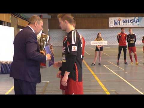 II miejsce juniorów Górnika w miedzynarodowym turnieju