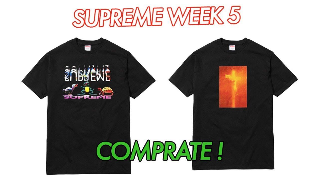 Black t shirt supreme - Supreme Ho Cop La Piss Christ Tee Black La Friends Tee Black Comprare Per Rivendere Rispondo