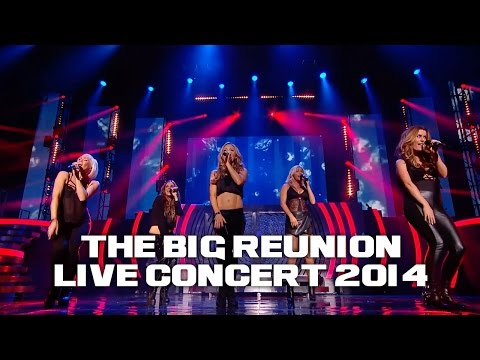 GIRL THING - PURE & SIMPLE (THE BIG REUNION LIVE CONCERT 2014)