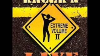 ALBUM: EXTREME LIVE VOL 2 PAUL GILBERT: GUITAR BRUCE BOUILLET: GUIT...