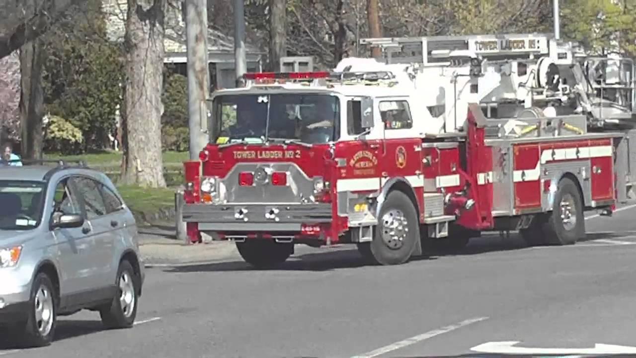 ulster hose 1972 mack cf truck 2 61 16 responding youtube