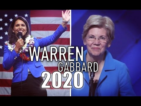 Tulsi Gabbard & Elizabeth Warren in 2020: Who Can Beat Trump? | Voice Message