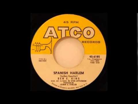 Spanish Harlem Ben E. King -Stereo-