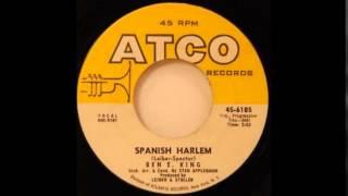 Video Spanish Harlem Ben E. King -Stereo- download MP3, 3GP, MP4, WEBM, AVI, FLV April 2018