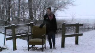 De Lege Stoel (Empty Chair) Deel 60 Contemporary Art Project