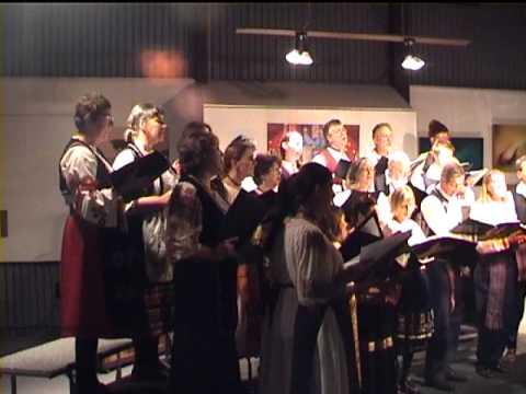 Musica Balkanica Choir Nut Point