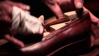Shoe-caring at Stefano Bemer