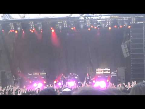 Machine Head-I Am Hell (Sonata in C#)  {Live At Rockwave festival 2012}