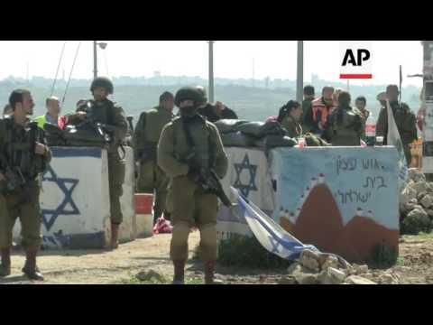 Israeli stabbed by Palestinian in West Bank