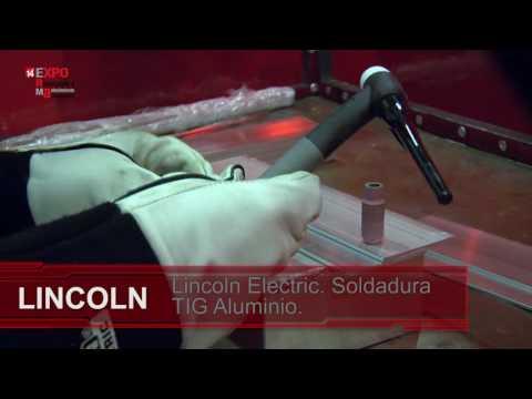 Lincoln Electric Soldadura TIG De Aluminio