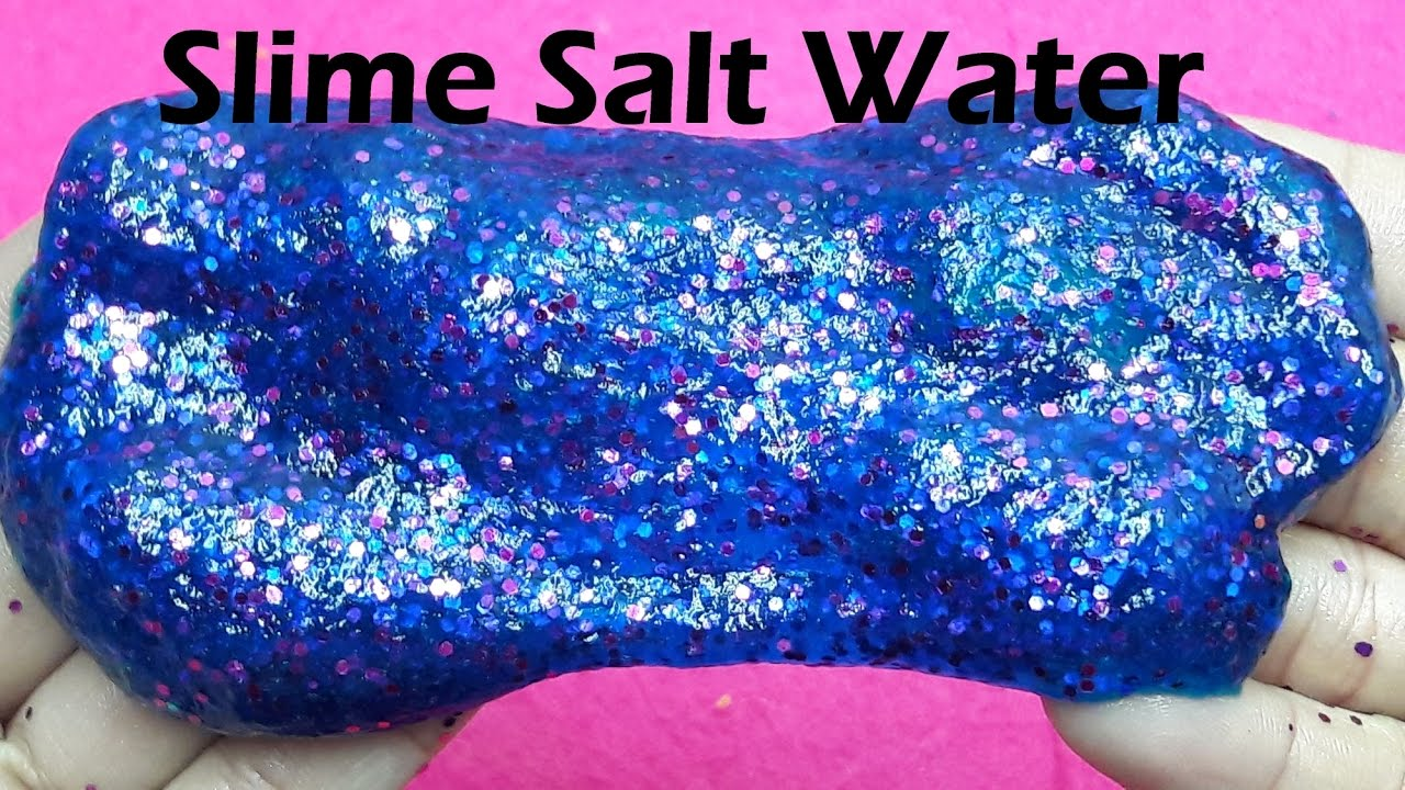 Diy slime salt water how to make slime with salt water and glue youtube premium ccuart Choice Image