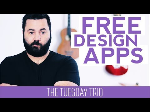 3 Free Graphic Design Apps For Mac And PC [The Tuesday Trio]