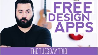 3 Free Graphic Design Apps for Mac and PC The Tuesday Trio
